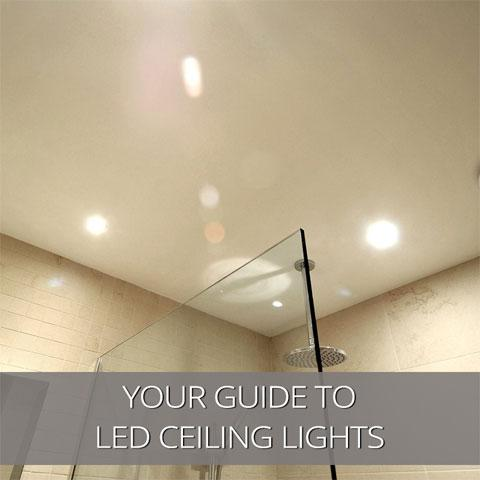 Your Guide To LED Ceiling Fixtures