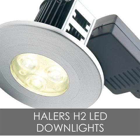 Halers H2 LED Downlights