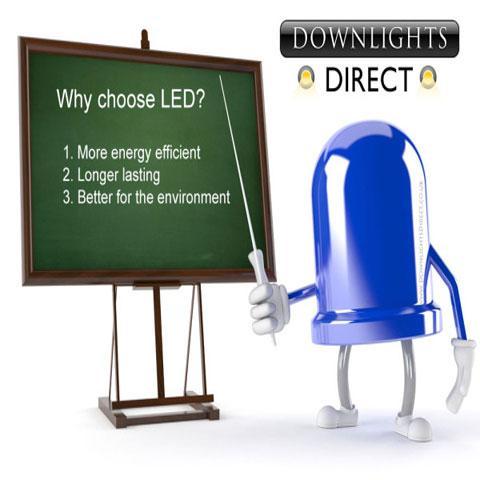 Why Choose LED Lighting?