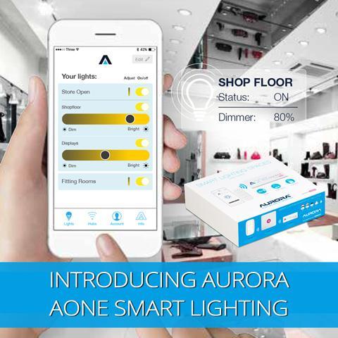 Introducing Aurora Aone Smart Lighting